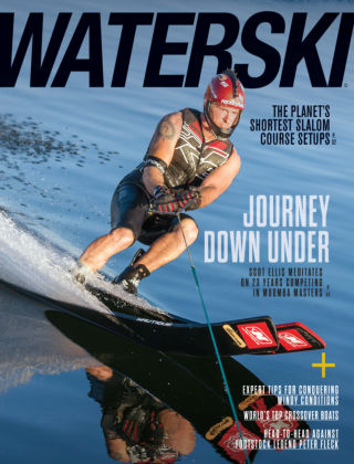 Waterski May 2015