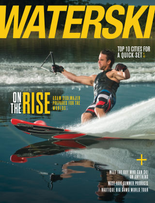 Waterski June 2015