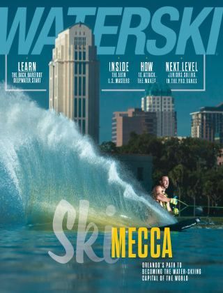 Waterski July / August 2015