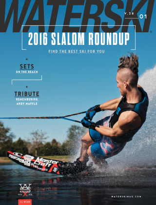 Waterski Mar-Apr 2016
