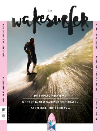 Waterski Wakesurfing