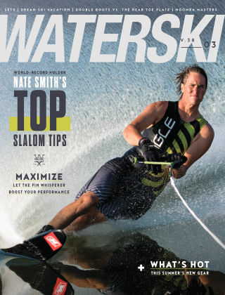 Waterski May-Jun 2016
