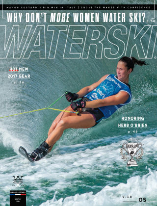 Waterski Sep-Oct 2016