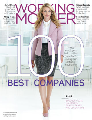 Working Mother Oct/Nov 2014