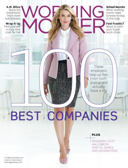 Working Mother September 13, 2014 00:00