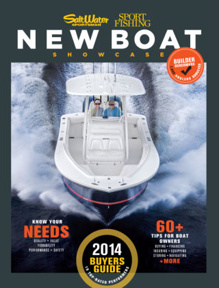 New Boat Showcase Buyer's Guide January 2014