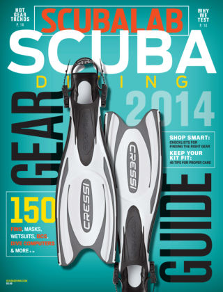 Scuba Diving Presents ScubaLab January 2014