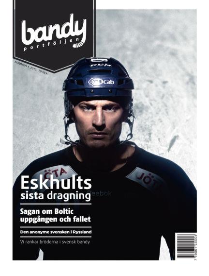 Bandyportföljen (Inga nya utgåvor) August 27, 2013 00:00