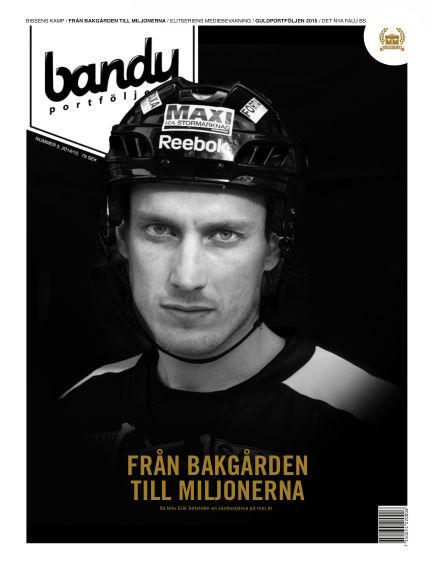 Bandyportföljen (Inga nya utgåvor) May 01, 2015 00:00