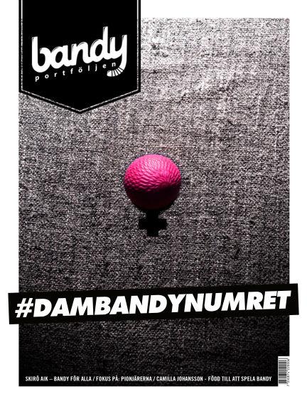 Bandyportföljen (Inga nya utgåvor) August 15, 2015 00:00