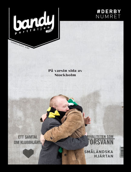 Bandyportföljen (Inga nya utgåvor) March 03, 2016 00:00