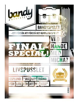 Bandyportföljen 2016-04-03