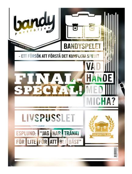 Bandyportföljen (Inga nya utgåvor) April 03, 2016 00:00