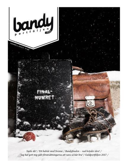 Bandyportföljen (Inga nya utgåvor) March 22, 2017 00:00