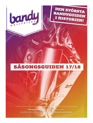Bandyportföljen (Inga nya utgåvor) 2017-10-20