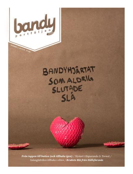 Bandyportföljen (Inga nya utgåvor) December 29, 2017 00:00