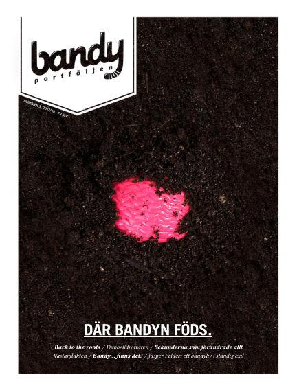 Bandyportföljen (Inga nya utgåvor) March 02, 2018 00:00