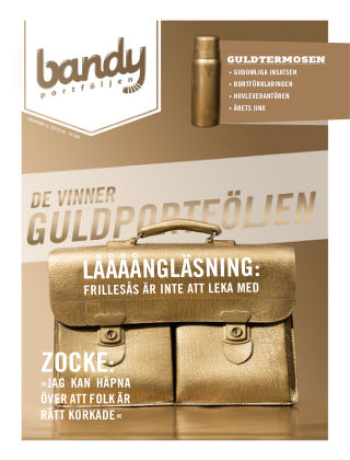 Bandyportföljen (Inga nya utgåvor) 2018-04-19