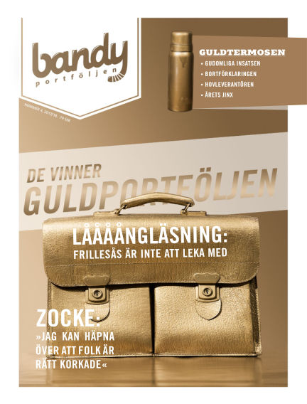 Bandyportföljen (Inga nya utgåvor) April 19, 2018 00:00