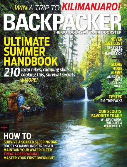 Backpacker April 23, 2013 00:00