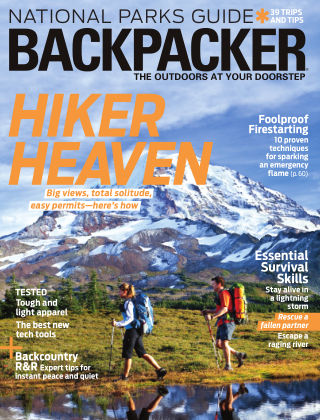 Backpacker June 2013