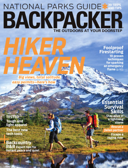Backpacker May 28, 2013 00:00