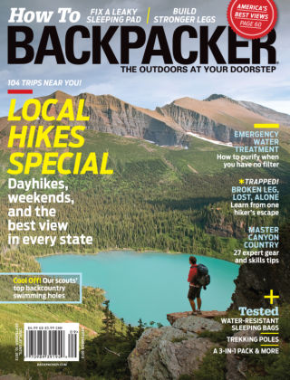 Backpacker September 2013