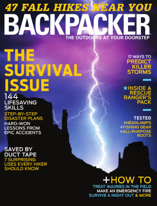 Backpacker October 2013