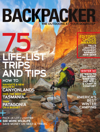 Backpacker November 2013