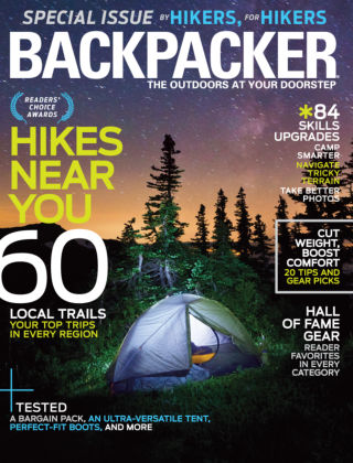 Backpacker Dec / Jan 2013
