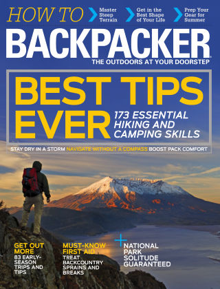 Backpacker Feb / March 2014