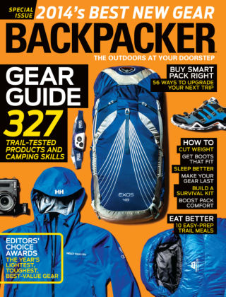 Backpacker Gear Guide 2014