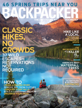 Backpacker May 2014