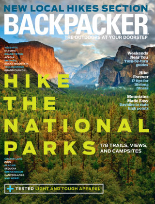 Backpacker June 2014