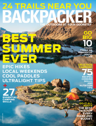 Backpacker August 2014