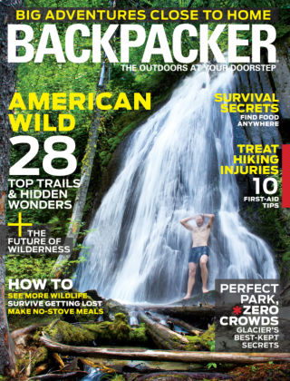 Backpacker September 2014