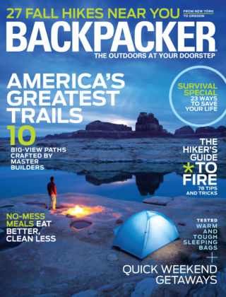 Backpacker October 2014