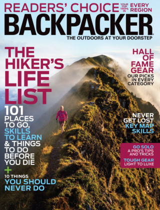 Backpacker Dec / Jan 2015