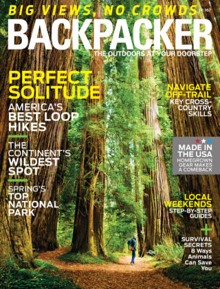 Backpacker Feb / March 2015