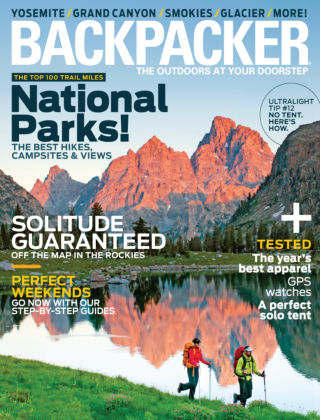 Backpacker June 2015