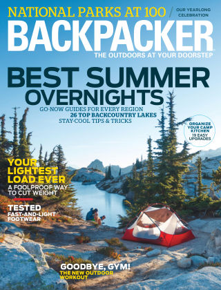Backpacker August 2015