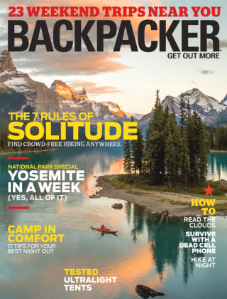 Backpacker September 2015