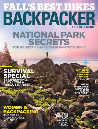 Backpacker October 2015