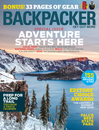 Backpacker November 2015