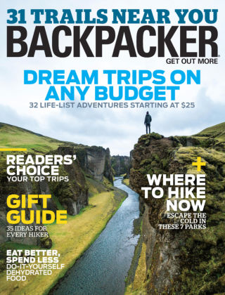 Backpacker Jan 2016