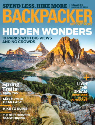 Backpacker Mar 2016