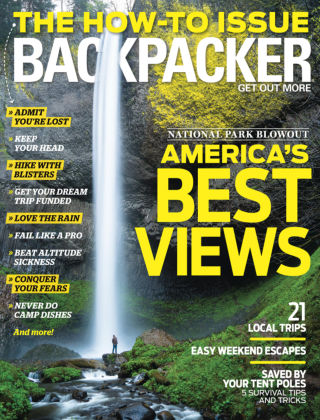 Backpacker May 2016