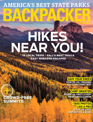 Backpacker Oct 2016