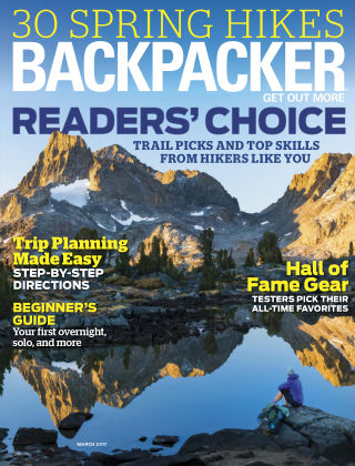 Backpacker Feb-Mar 2017