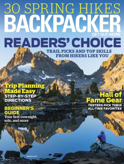 Backpacker January 17, 2017 00:00